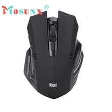 Hot Sell  Full Size 6 Keys Bluetooth 3.0 Wireless Mouse Oct02
