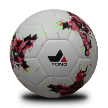 Professional PU Soccer Ball Official Size 5 Football Goal League Ball Outdoor Sport Training Balls Futbol Voetbal Bola(China)