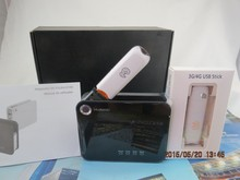 Huawei D100 3g Wireless Router transforms USB 3G  E169g  Modem/dongle into WiFi network togther