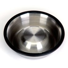 Boutique  Stainless steel skid pet bowl, no. 2 A3