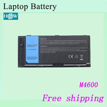 High quality  Original Laptop battery For DELL Precision M6600 FV993 PG6RC R7PND OTN1K5 batteries