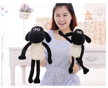 BSTAOFY Dropshipping 25CM Cute Sheep Toys Shaun Sheep Lamb Plush Toys Lovely Soft Kids Toys Gifts for Children's Baby Birthday(China)