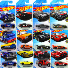 New Arrivals 2018 8CD Series C4982 Hot Wheels 1:64 Car Models Collection Kids Toys Vehicle For Children hot cars(China)