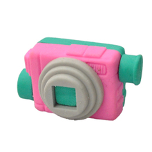 Free shipping Camera eraser with excellent quality School eraser Japanese eraser free opp plastic bags(China)