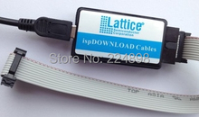 Lattice CPLD/FPGA  ispDOWNLOAD Cables USB Programmer Emulator Integrated Circuits