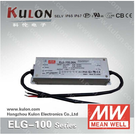 Genuine Meanwell driver ELG-100-48A 96W 2A 48V Adjustable Led Power Supply <br>