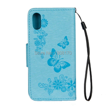 Buy Iphone 8 Iphone8 I8 8G Oneplus 5 Butterfly Flower Wallet Leather Pouch Case Strap Money Pocket Stand Cell Phone Cover 1pcs for $3.98 in AliExpress store