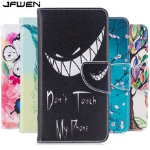 For Coque Huawei P9 Lite Case Luxury Painted Cartoon Magnetic Flip Wallet PU Leather Cover For Huawei Ascend P9 Lite Case Capa