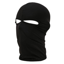 New Unisex Outdoor Cycling Riding Sun Protection Dustproof Breathe Freely Lycra Two Holes Neck Protection Full Face Mask