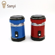 Super Bright Lightweight Solar LED Camping Lantern Outdoor Portable Lights Water Resistant Camping Lighting Lamp Tent Light