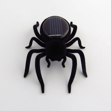 Funny!! New Arrival Spider Model Solar Toy Children Outside Toy Kids Educational Toy Gifts