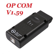 OPEL OPCOM OP COM V1.59 OBD2 Opel OP-COM Interface Scanner Diagnostic Tool With PIC18F458 chip More stable than op opcom v1.45