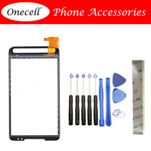 10Pcs tool+tape+4.3inch Touch Screen Display Digitizer Panel For HTC HD2 Leo T8585 Phone Repair Replacement Touchscreen Black