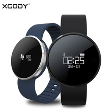 Xgody UW Heart Rate Monitor Smart Watch Wearable Devices for Smart Health Fitness Bracelet Watch Women Make Up Mirror Waterproof