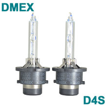 DMEX 2PCS OEM 35W D4S Xenon Bulb HID Lamp 4300K 5000K 5500K 6000K Replacement HeadLight P32d-5 66440 66440CBI 42402 Xenon Bulbs(China)