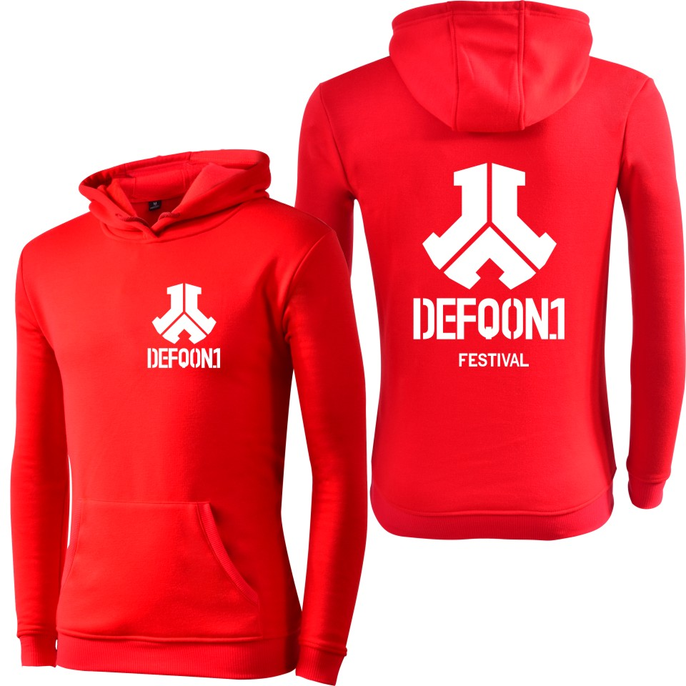 Aikooki Defqon 1 Festival Men Hoodies Hip Hop Electronic Music Casual Funny Women Hoodies Sweatshirt Rock Fans Fashion Clothes
