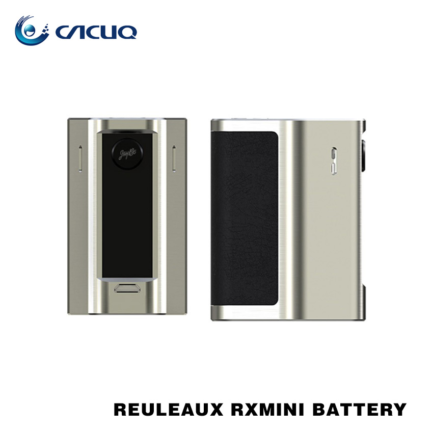 Original Wismec Reuleaux RXmini battery 80W Box MOD with 2100mAh Built-in Battery RX mini TC Mod for 510 Thread Tank<br><br>Aliexpress