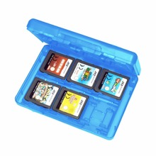 Multifunction 28 In 1 Game Card Shell Case For Nintendo NEW 3DS/3DS/DSi/DSi XL/DSi LL/DS/DS Lite Cartridge Storage Solution Box