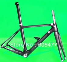 Buy FR-315 Full Carbon Matt Matte road bike bicycle 700C frame (BB30 ) / fork //seatpost / clamp /cage for $392.00 in AliExpress store