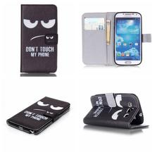 Cute Leather Wallet Flip Cover Case For Samsung Galaxy S2 S3 S5 S6 S7 Edge Plus Note 3 4 5 G360 G531 A3 A5 Phone Shell Cases