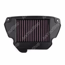 Areyourshop Motorcycle High Flow Air Filter Air Cleaner For Honda CB650F 2014-2016 1PCS Purple New Fashion(China)
