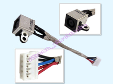New Laptop DC Power Jack cable for Dell Inspiron 1564 1764 5Pin 06K5PF 6K5PF DD0UM3PB001