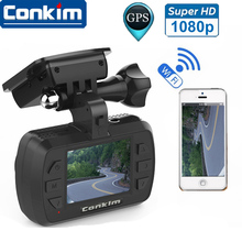 "Car DVR GPS WIFI MINI 0905 Car Video Recorder 1.5"" Novatek 96655 Car Camera Auto Camcorder Full HD 1920x1080P Dash Cam WDR"