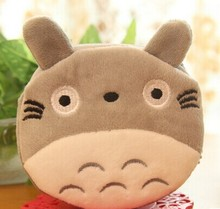 Kawaii 10CM Approx. TOTORO Plush Toy , Keychain Gift Plush Toy Toys(China)