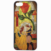Princess And Prince Rose Slim Case Cover For iPhone 5 5S Case Princess 5 Series Phone Cover Slim Case Free Shipping