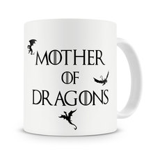 Daenerys Targarye game of thrones mugs travel cup beer cup ceramic coffee mug tea cups friend gifts home decor porcelain cups(China)