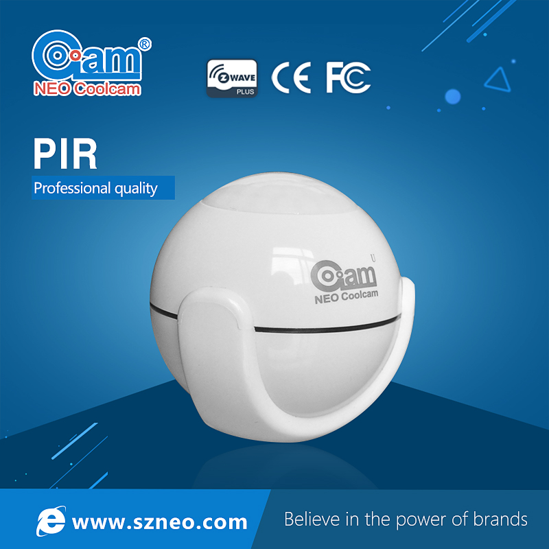 NEO COOLCAM Z-wave PIR Motion Sensor Detector Home Automation Alarm System Motion Alarm<br>