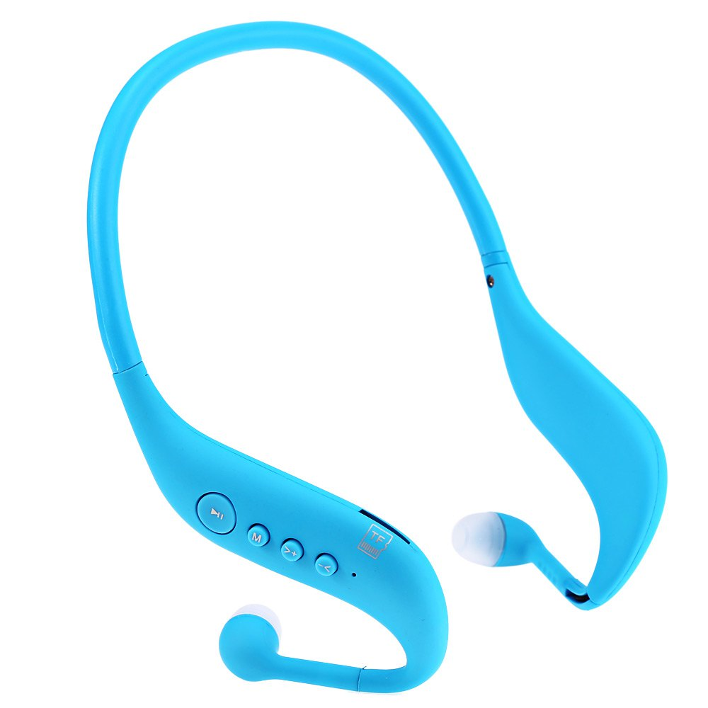 BOAS LC702S Neckband Bluetooth 4.0 Headset Four Colors Available Sport Earphone With TF Card Slot Support FM Radio For Phones<br><br>Aliexpress