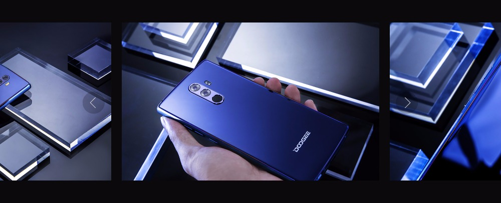 DOOGEE MIX 2 Smartphone Android Phone-7.0