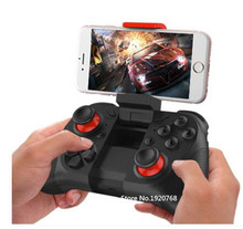 MOCUTE 050 Wireless Gamepad gaming bluetooth controllers Joystick for Android / iOS Smartphone/MID/TV BOX bluetooth gamepads(China)