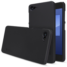 For ZUK Z2 case NILLKIN Super Frosted Shield hard back cover case for Lenovo ZUK Z2 /w free screen protector and Retail package