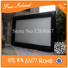 Free Shipping Inflatable Movie Screen Rentals,Giant Outdoor Billboard Inflatable,Outdoor Inflatable Cinema Screen