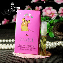 NANI Magic Perfume 12 Chinese Zodiac perfumes 5ml for men women Originals Deodorant Solid Fragrance Body Makeup