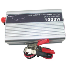 Portable 1000W Car Power Inverter 12V 220V 300W 500W DC AC With USB Charger And Cigarette Socket Auto Converter Inversor