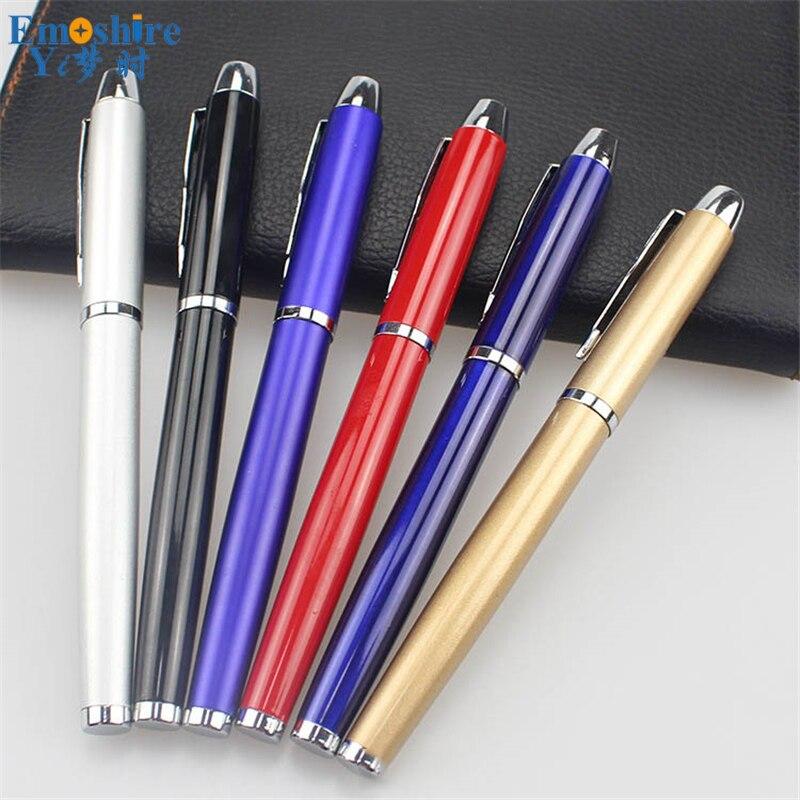 Metallkugelschreiber Unterschrift Business Pen-Office School Supply Geschenke