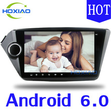 "Car Android 6.0 GPS  for KIA RIO K2 2010 2011 2012 2013 2014 2015  9"" 2 din car radio Video Player 2Din Navigation NO DVD"