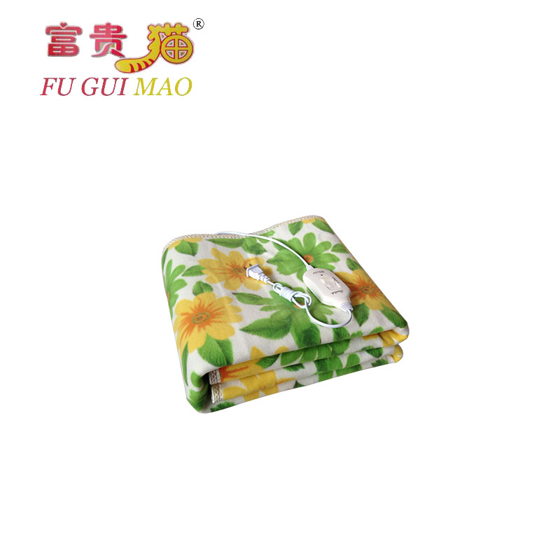 FUGUIMAO Electric Blanket 220v Electric Heating Blanket Plush Heating Blanket for Beds 150x70cm Bed Warmers Body Warmers Heated<br><br>Aliexpress