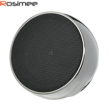 BS-01 Portable Mini Aluminum Alloy Hifi Stereo Wireless Bluetooth Speaker Loudspeakers Boombox high quality Drop Shipping Retail