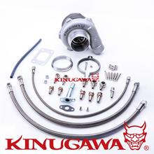 "Kinugawa GTX Ball Bearing Turbocharger 3"" GTX2860R for Nissan Skyline RB20 RB25DET"