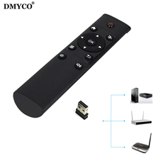 DMYCO FM4 Magic 2.4G RF Wireless Remote Control Smart Controller for Linux Android Windows TV Box TV-Dongle Mini PC HTPC PCTV