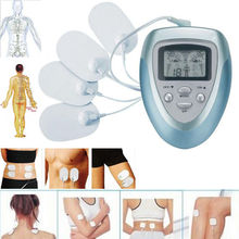 Hot Selling Tens Digital Therapy Machine Full Body Massage Muscle Relax Pain Relief Massage High Quality(China)