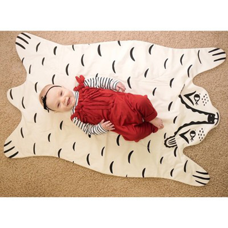 Crib Blanket Cover Baby Stroller Blanket Summer Air Conditioning Blanket Baby Bedding Accessories<br>