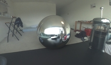 inflatable mirror ball suit for birthday party decoration(China)