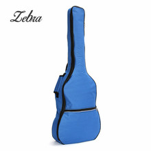 Waterproof Acoustic Guitar Bag Electric Guitar Case Classical Ukulele Cover with Double Straps For Musical Instrument Parts(China)