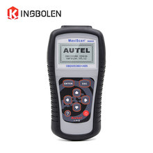 Original Autel MaxiScan MS609 Auto OBD/OBDII Code Reader ABS System MS 609 Update online MaxiScan ms609 free shipping(China)
