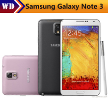 "N9005 Original Samsung Galaxy note 3 N9000 N900 Mobile phone Quad Core 5.7"" RAM 3GB Android 4.2 13MP Refurbished"